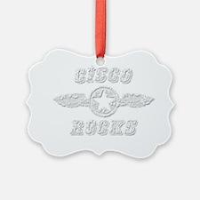 CISCO ROCKS Ornament