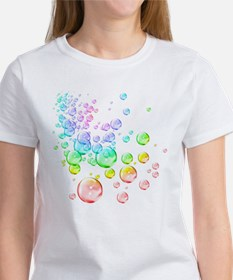 Colored bubbles Tee