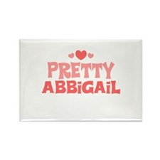 Abbigail Rectangle Magnet (10 pack)