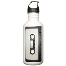 Cassette Tape Sports Water Bottle