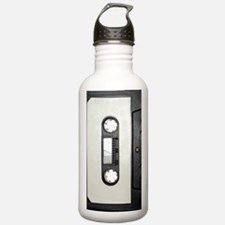 Cassette Tape Water Bottle