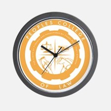 PCL New Logo 2 Wall Clock
