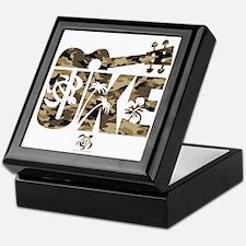 The Uke Camo Keepsake Box