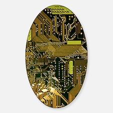 Circuit Board Decal
