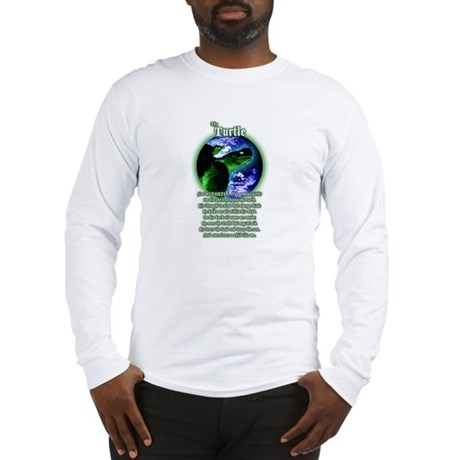 """""""The Turtle"""" Long Sleeve T-Shirt"""