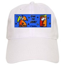 Jake and Earl Give me Java! Baseball Cap