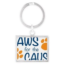 Robyns Paws Landscape Keychain
