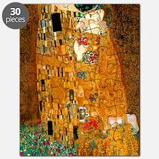 Klimpt, The Kiss Puzzle