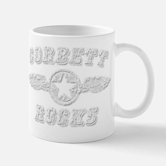 CORBETT ROCKS Mug