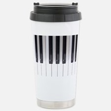 Piano Keyboard 5 Travel Mug