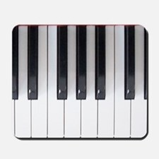 Piano Keyboard 5 Mousepad