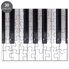Piano Keyboard 5 Puzzle
