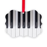 Music Picture Frame Ornaments
