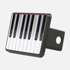 Piano Keyboard 5 Hitch Cover