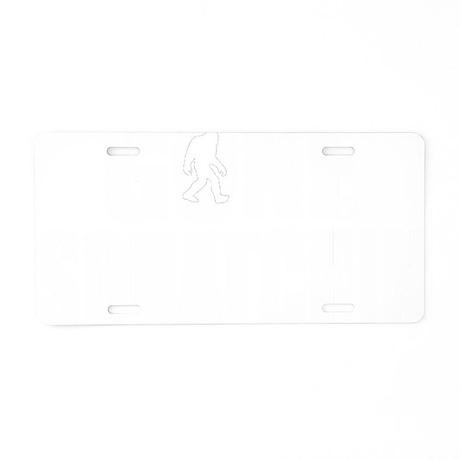 gs Aluminum License Plate