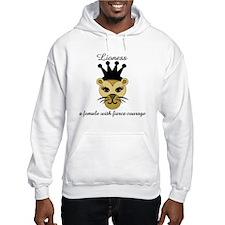 Lioness Hoodie Sweatshirt