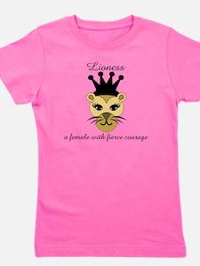 Lioness Girl's Tee