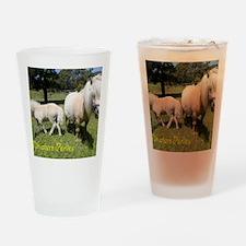 Mini Pony Drinking Glass