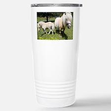 Mini Pony Stainless Steel Travel Mug
