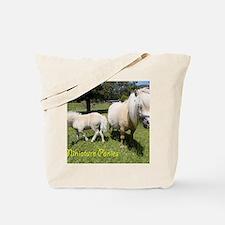 Mini Pony Tote Bag