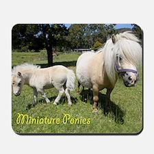 Mini Pony Mousepad