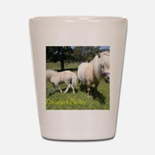 Mini Pony Shot Glass