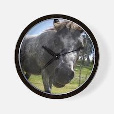 Mini Pony 1 Wall Clock