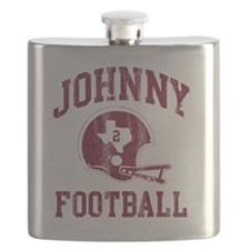 Johnny Football Flask