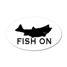 Fish on Wall Decal