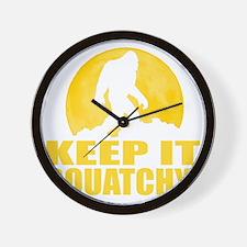 kis Wall Clock