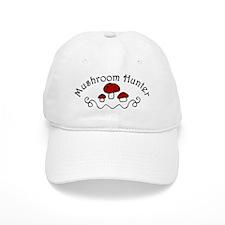 Mushroom Hunter Baseball Cap