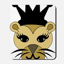 Lioness-300 dpi Mousepad