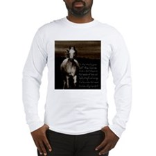 The Horse Long Sleeve T-Shirt