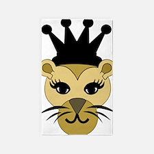 Lioness 3'x5' Area Rug