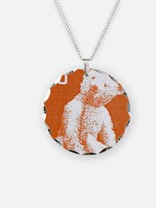 1978 Sweden Teddy Bear Posta Necklace