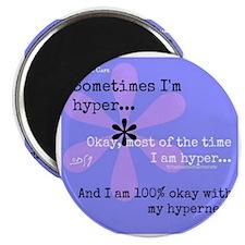 Im Hyper! Magnet