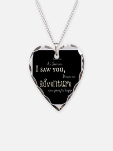 As soon as I saw you: Adventu Necklace