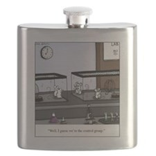 Control Group Mice Flask