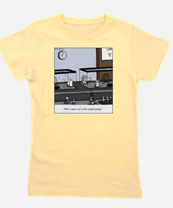 Control Group Mice Girl's Tee