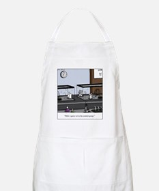 Control Group Mice Apron
