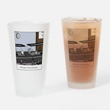 Control Group Mice Drinking Glass