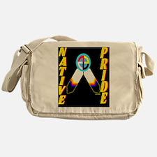 NATIVE PRIDE Messenger Bag