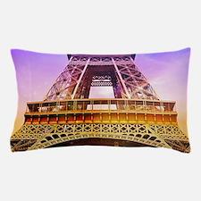 Eifel Tower Pillow Case