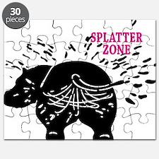 Splatter Zone Puzzle