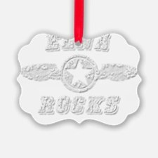ELNA ROCKS Ornament