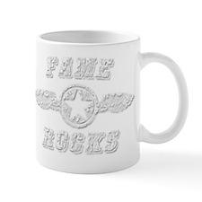 FAME ROCKS Mug