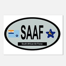 Oval - South African Air  Postcards (Package of 8)