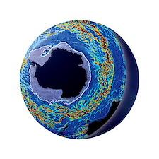 "Antarctic ocean current, computer mode 3.5"" Button"
