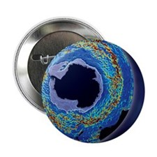 "Antarctic ocean current, computer mod 2.25"" Button"
