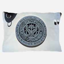 Woods Hole Marine Biology Laboratory Pillow Case